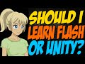 Should I Learn Flash or Unity?