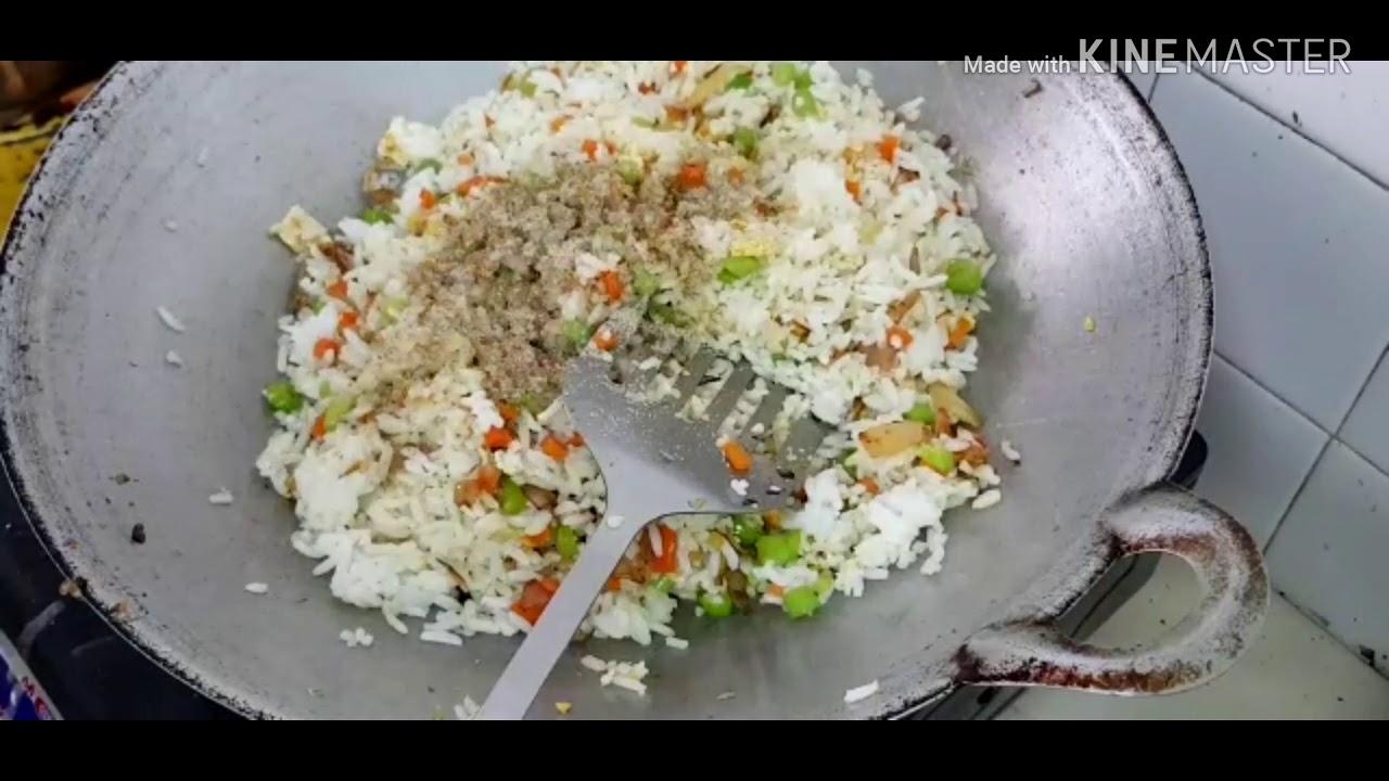 Nasi goreng kampung sedap#resepi#nasigoreng #mudah - YouTube