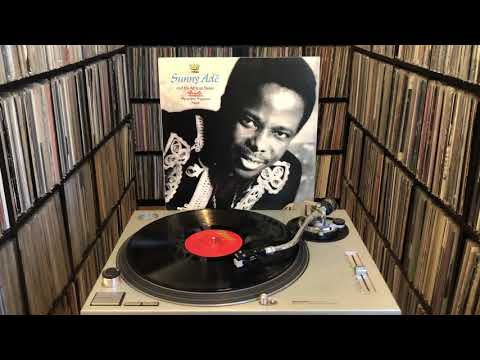 """King Sunny Ade And His African Beats """"Synchro System"""" Full Album"""