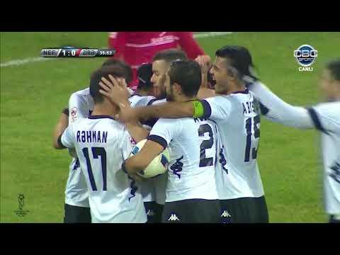 """Azərbaycan Kuboku 17/18, 1/4 final cavab oyunu """"Neftçi"""" 2-0 """"Zirə"""""""
