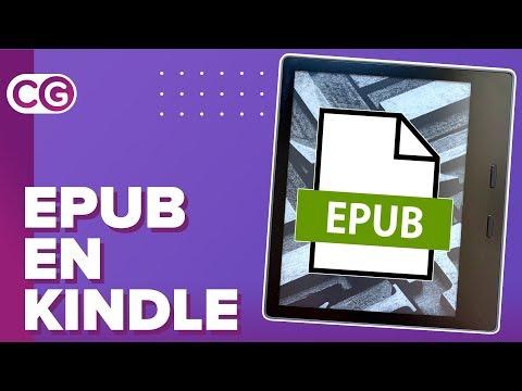 Cómo ENVIAR Y LEER Ebooks EPUB En Tu KINDLE | ChicaGeek