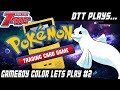 Playing Pokemon TCG (Gameboy Color)! PART 2! My boy DEWGONG doing the work!