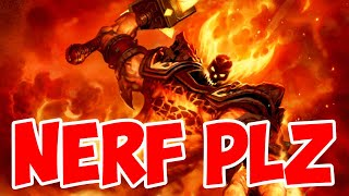 IL FAUT NERF RAGNAROS - Battlegrounds
