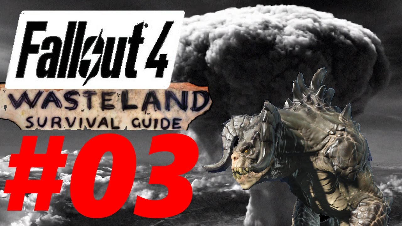 fallout 4 let s survive 03 ratten im keller youtube