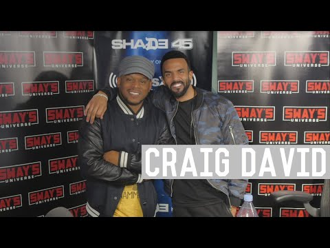 Craig David Goes Hard On The 5 Fingers of Death + Talks New