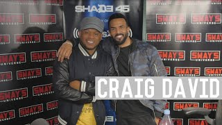 Craig David Goes Hard On The 5 Fingers of Death + Talks New Music