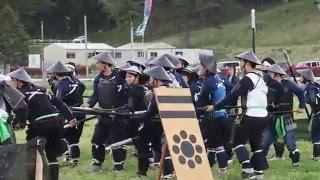 福島南相馬第2回Samurai Festival合戦「南相馬矢野目の戦い」20160505.
