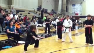 XMA sword routine