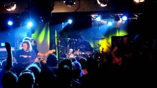 Los Ásperos (Los Suaves) - La noche se muere (Sala Berlín, Ourense, 04/01/13)