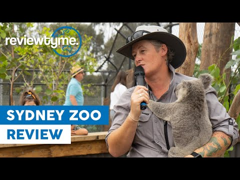 Sydney's Best New Attraction - Sydney Zoo Review & Overview | ReviewTyme