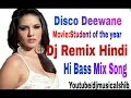 Disco deewane Dj Remix Mix Alia Bhatt  Sidharth Malhotra  Student of the year full Song Mp3