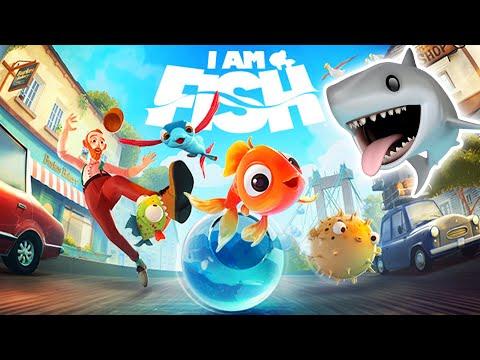 FINDING NOODLES!! | I Am Fish |