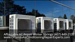Best Air Conditioner Repair Service Winter Springs FL