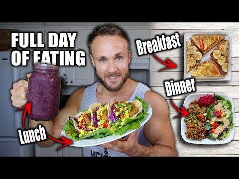 Full Day of Eating | Amazing Vegan Meals 🌱💪