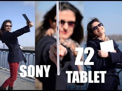 Sony Xperia Z2 Tablet: обзор планшета