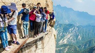 दुनिया के सबसे खतरनाक पर्यटन स्थल ! यहा जान जोखिम में डालते हैं लोग Deadliest Tourist Destinations