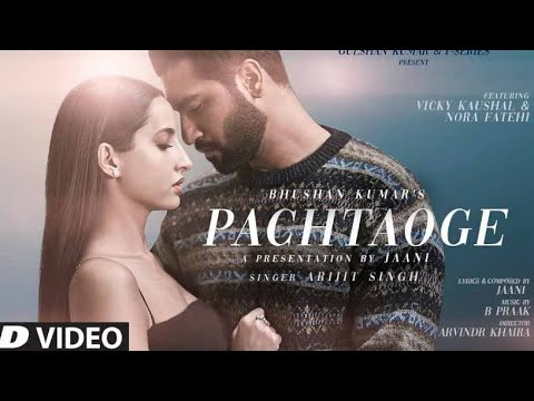 """Download Lagu  Pachtaoge From """"Jaani Ve""""