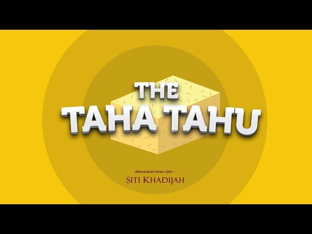 The Taha Tahu Episode 1: Suami 'Cheapskate'