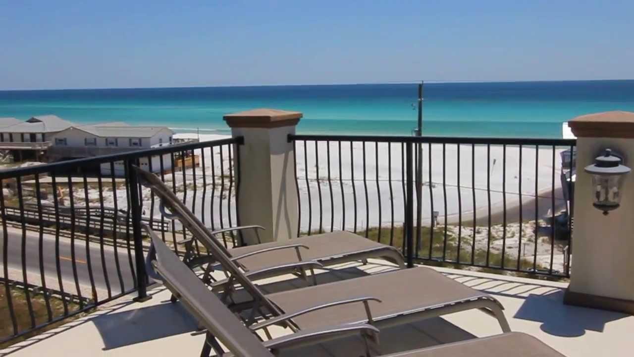 Santa rosa beach florida 6br gulf view vacation rental for Dream home rentals