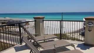 "Santa Rosa Beach Florida 6BR Gulf View Vacation Rental Home, ""Gulf Dream House"", 5542 Scenic 30A"
