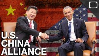 Why The U.S. Needs China