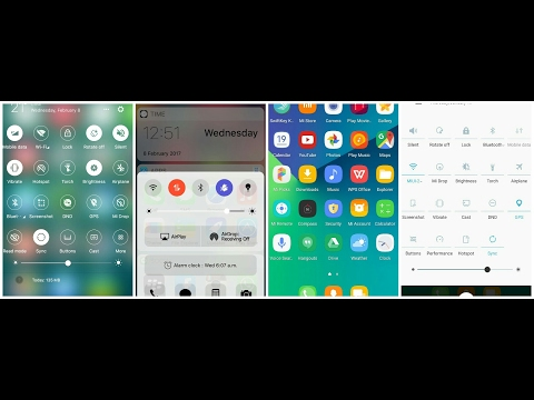 Best Top 10 MiUI 8 theme 2017 (February).  Full featured themes.
