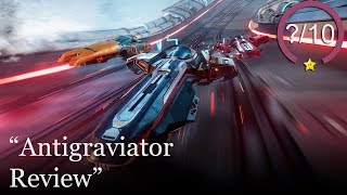 Antigraviator Review [PS4 & PC] (Video Game Video Review)