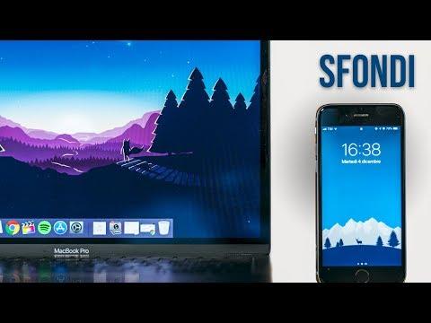 Dove Trovare SFONDI Per IPhone E PC?