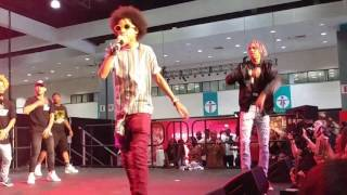 ayo and teo rolex bet fan fest