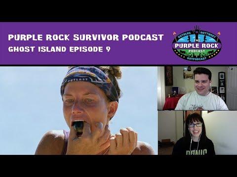 "Purple Rock Survivor Podcast - Ghost Island Episode Nine ""The Sea Slug Slugger"""