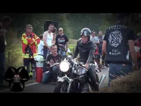 Glemseck 101 2014 - Races 4 - 101 Cafe Racer Spirit 32 - 1/8 Mile Race