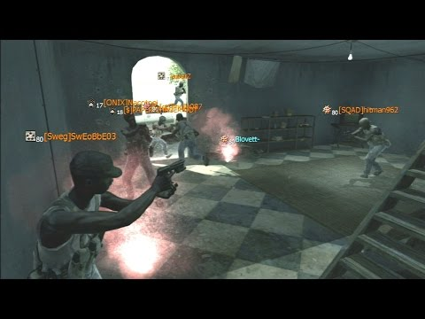MW3 Infected Hiding Trolling!