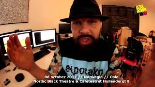 DGE w NORWEGII // nowe klipy nadchodzą // album nadchodzi // BANG!
