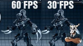 60 fps VS. 30 FPS - Why 30 FPS is BETTER! - Vetrospect