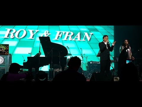 Roy & Fran, SFI Charity Dinner & Concert 2015
