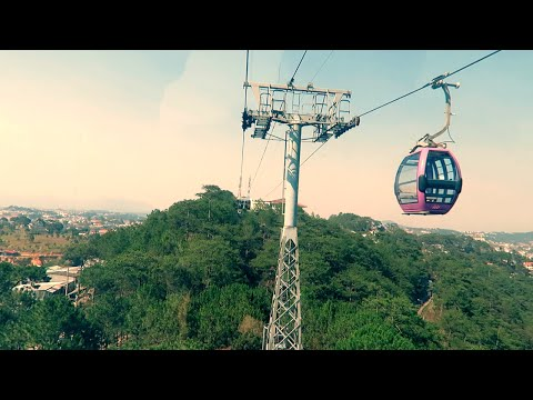 VIETNAM CABLE CARTS l South East Asia