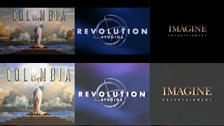 Columbia Pictures/Revolution Studios/Imagine Entertainment (With Fanfare)