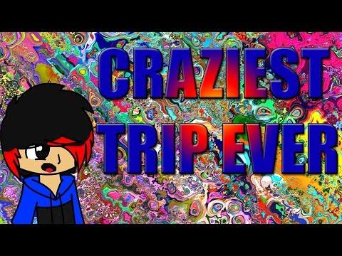 Coolest Trip Ever! - Telepathy? [LSD + 2C-B + HBWR Seeds