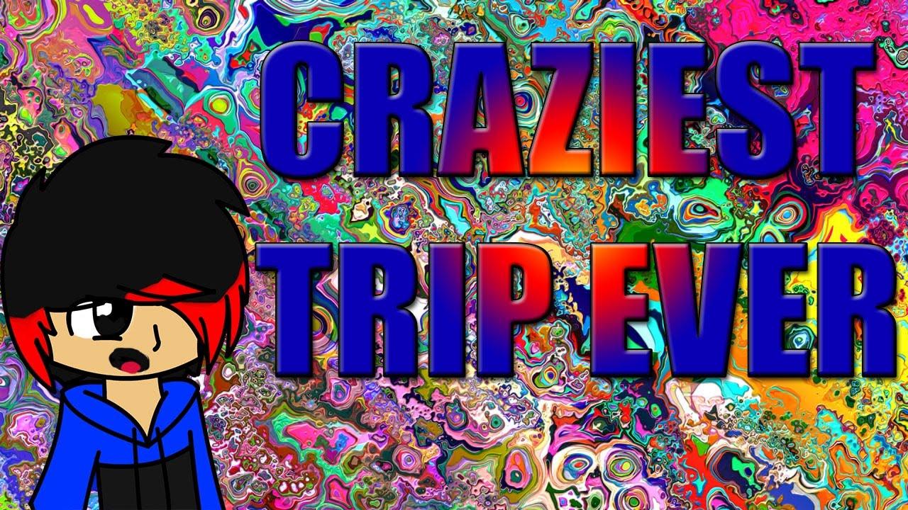 Coolest Trip Ever! - Telepathy? [LSD + 2C-B + HBWR Seeds]