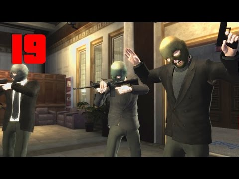 Jahova Plays Grand Theft Auto 4 - Episode 19 (INSANE BANK HEIST!)