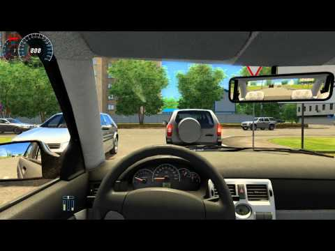 3D Инструктор 2.2.9/City Car Driving/New Standart Car - Priora