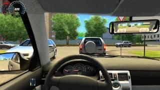 3D Инструктор 2.2.9/City Car Driving/New Standart Car - Priora