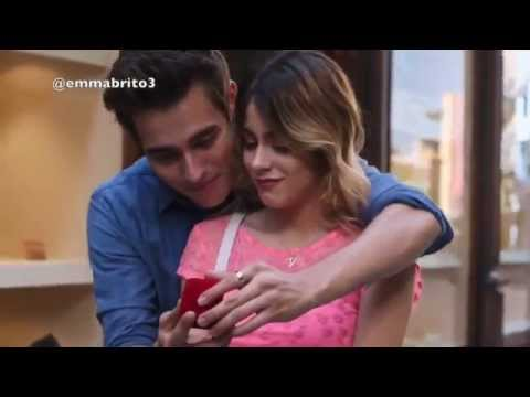 Violetta 3 - Violetta y León compran un anillo (03x80)