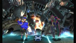 Blazblue Continuum Shift Extend Abyss 999 Unlimited Mu