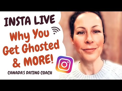 LIVE Q & A on Instagram! |Canada's Dating Coach | Chantal Heide from YouTube · Duration:  49 minutes 42 seconds