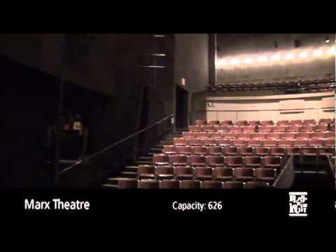 Cincinnati Playhouse In The Park Marx Theatre