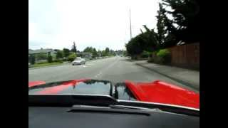 70 SS 396 Test Drive 001.MOV SS 396 Chevelle 5 speed Manual Transmission