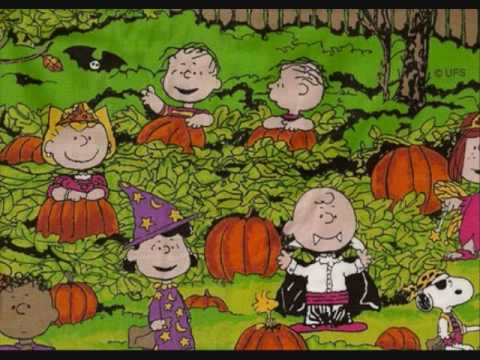another charlie brown halloween