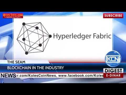 Blockchain consortium by Seam on Hyper ledger Fabric IBM   YouTube 2017