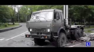 Донбасс,первые дни геноцида.